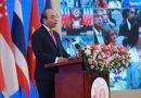 ASEAN tackles emergency virus fund, sea feud in video summit