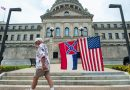 Mississippi takes major step toward changing state flag, which contains Confederate battle emblem