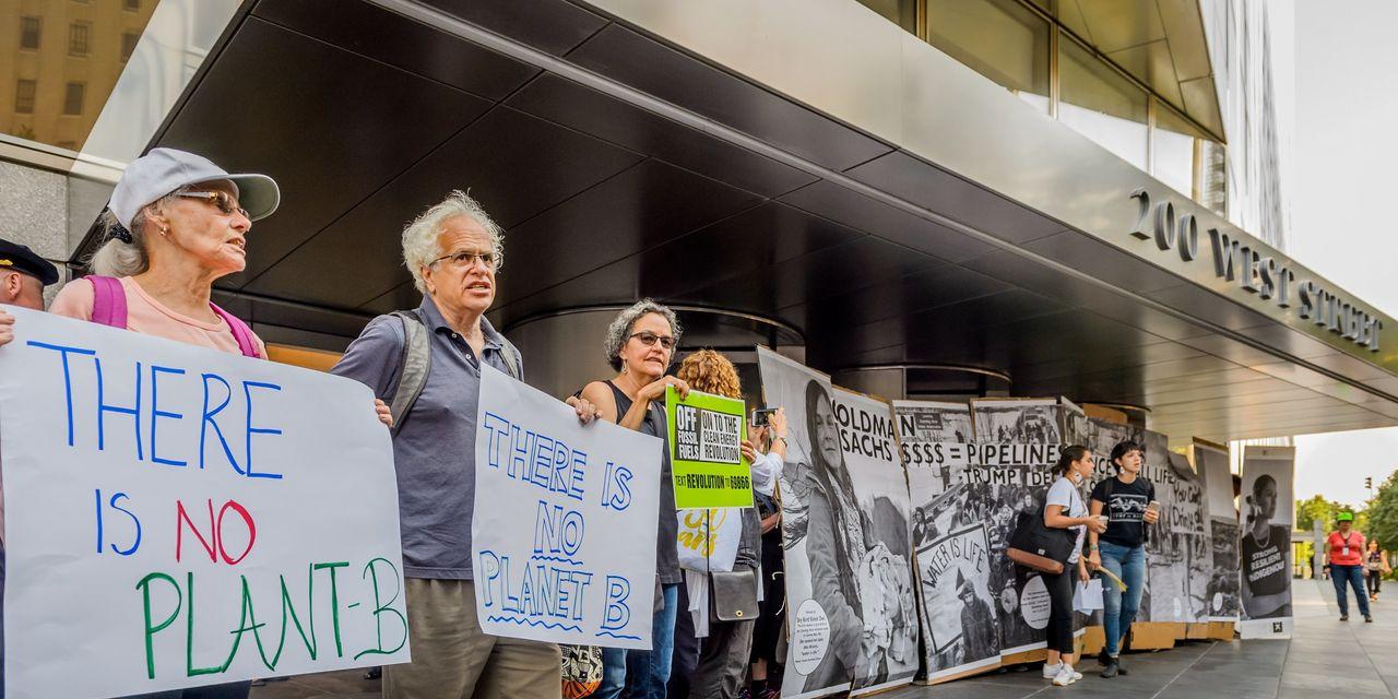 Banks' Energy Boycott Is an Antitrust Problem