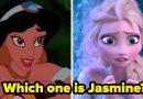 Disney Princess Sudden-Death Trivia Quiz