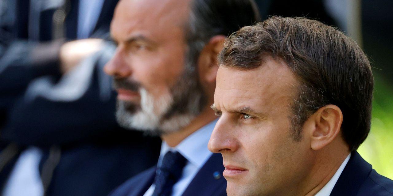 Emmanuel Macron's Reform Restart – WSJ