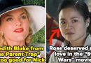 Female Movie Characters Who Were Mistreated