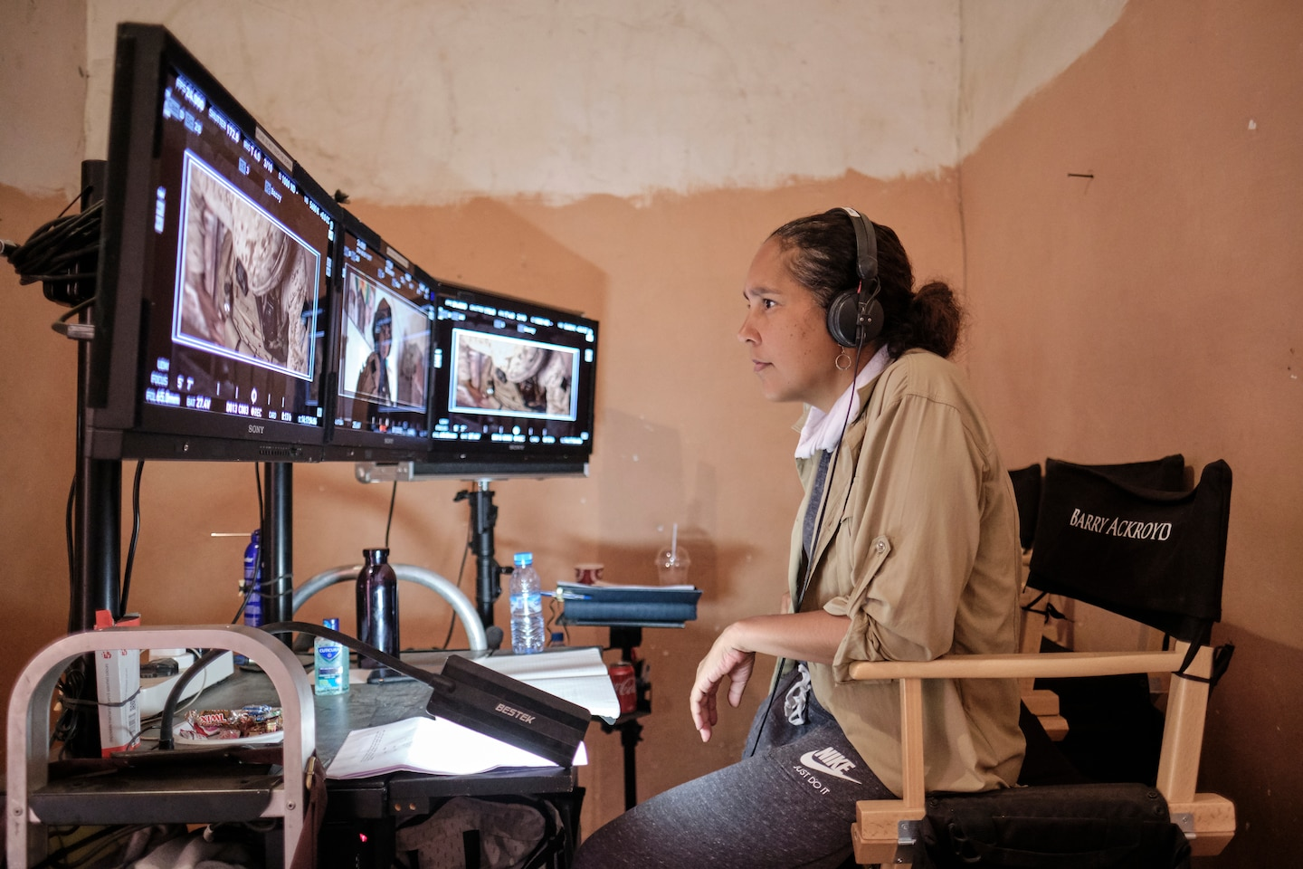 Gina Prince-Bythewood blazes a trail with comic book movie ?The Old Guard?