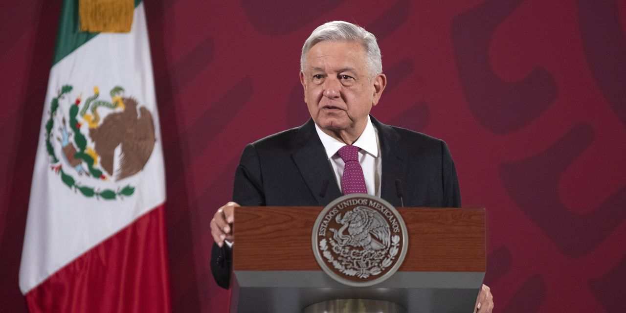 The Trouble in Mexico – WSJ
