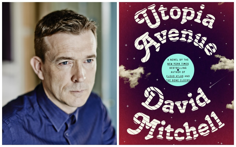 'Utopia Avenue,' by David Mitchell book review