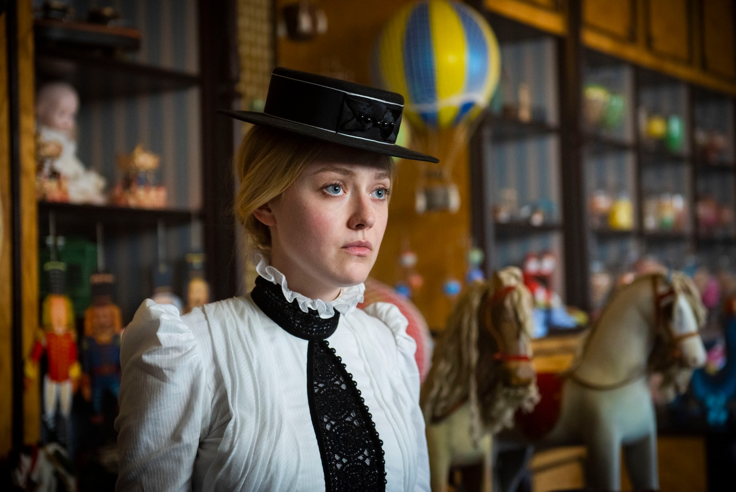 What to watch this weekend: 'The Alienist: Angel of Darkness' on TNT