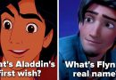 Can You Answer One Question For Every Disney Prince?