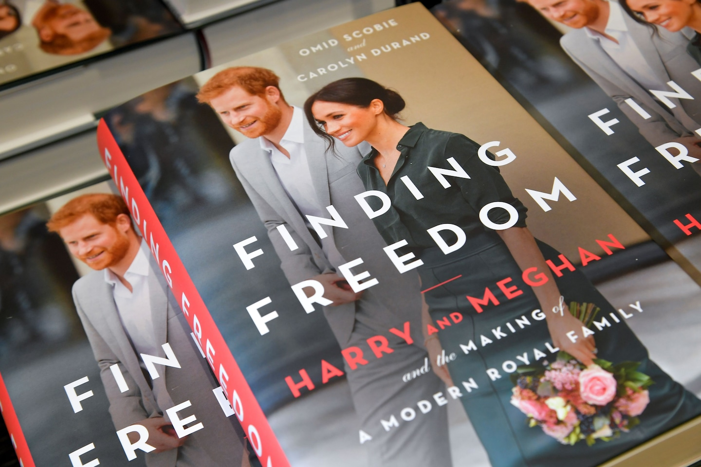 'Finding Freedom,' by Omid Scobie and Carolyn Durand book review