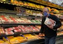 Grocery prices have increased since the beginning of the pandemic
