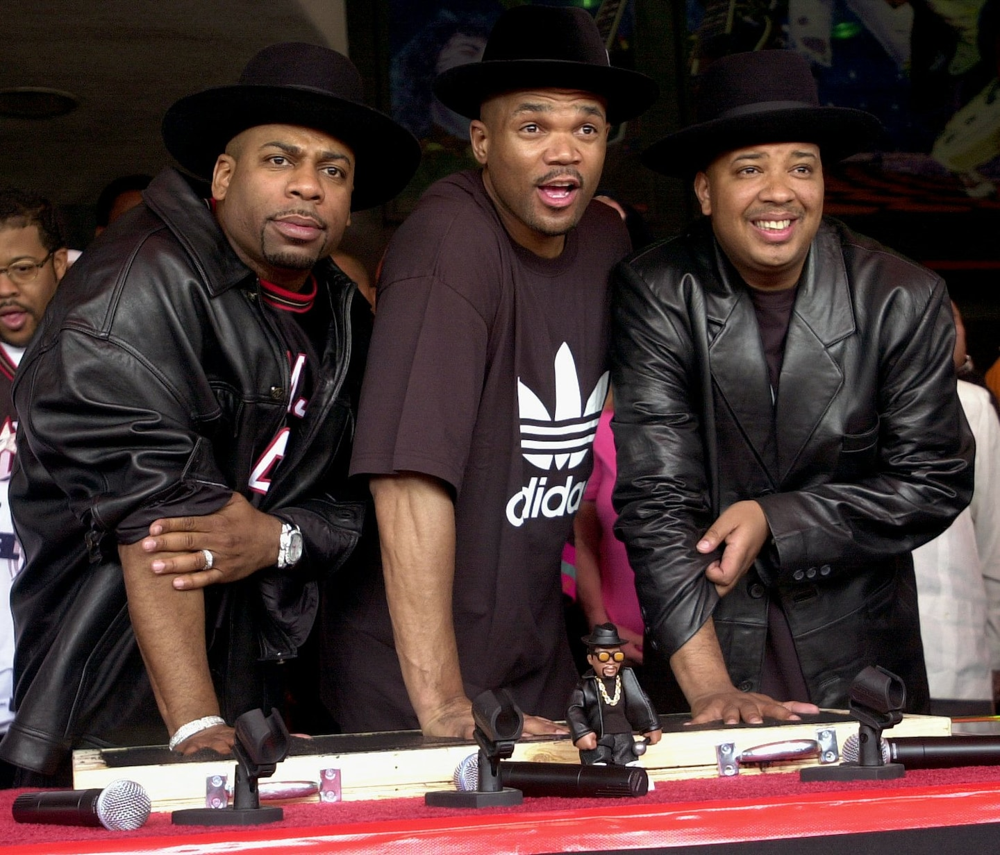 Jam Master Jay: Two men charged with the 2002 killing of Run-DMC legend