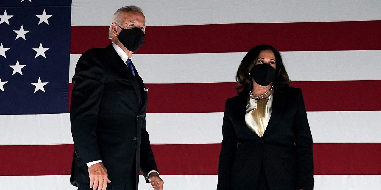 Joe Biden's Me-Too Covid Plan