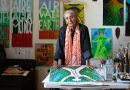 Luchita Hurtado, Artist Who Became a Sensation in Her 90s, Dies at 99
