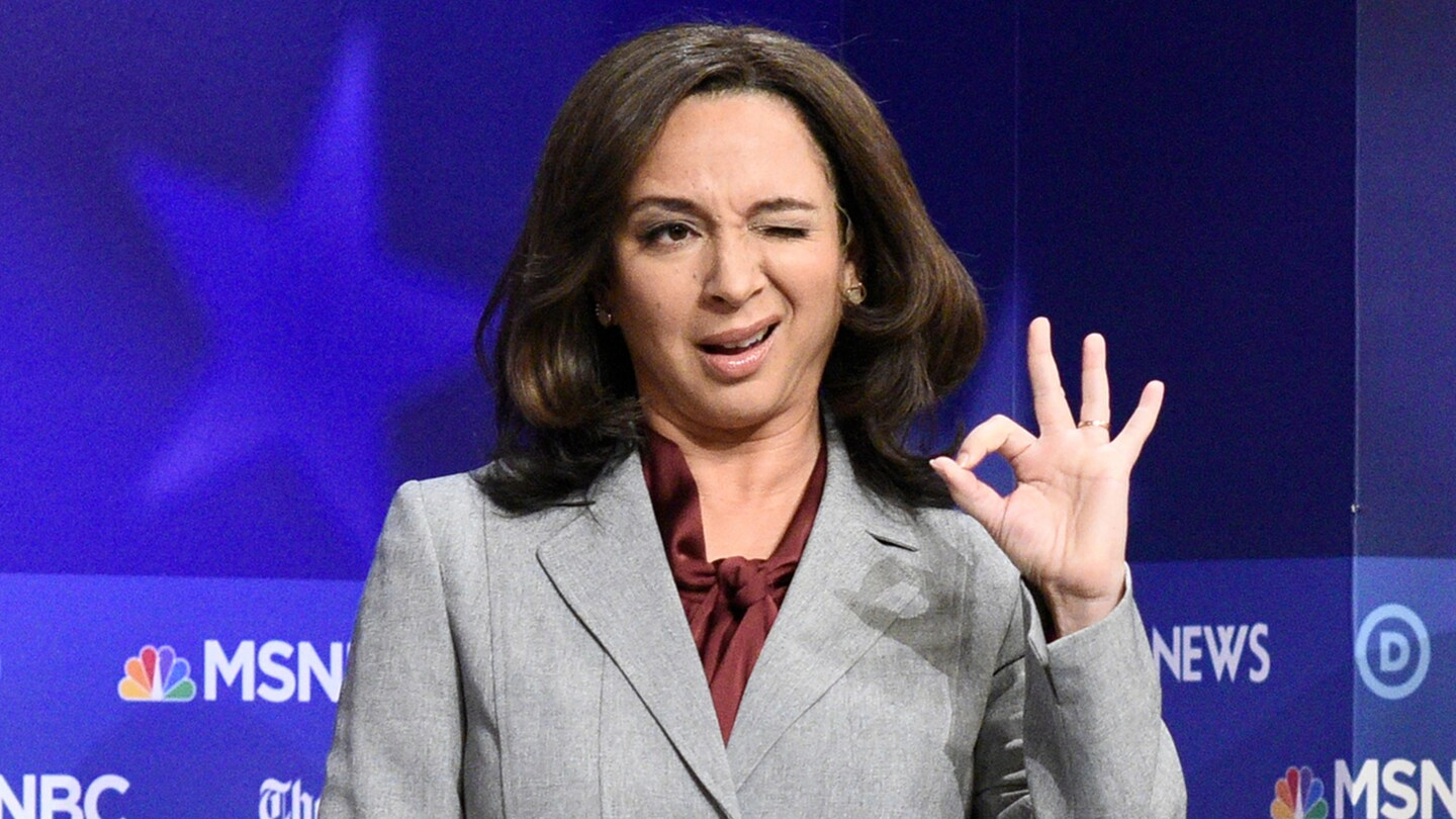 Maya Rudolph as Kamala Harris on SNL was a memorable impersonation, and fans desperately want her to return