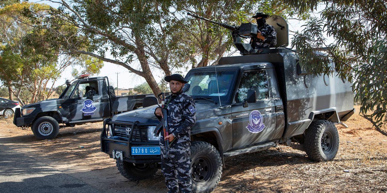 My Libyan Ambush