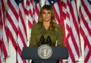 RNC 2020: Melania Trump makes plea for racial harmony