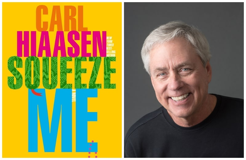 'Squeeze Me,' by Carl Hiaasen book review