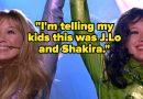 Super Bowl Halftime J.Lo And Shakira Memes