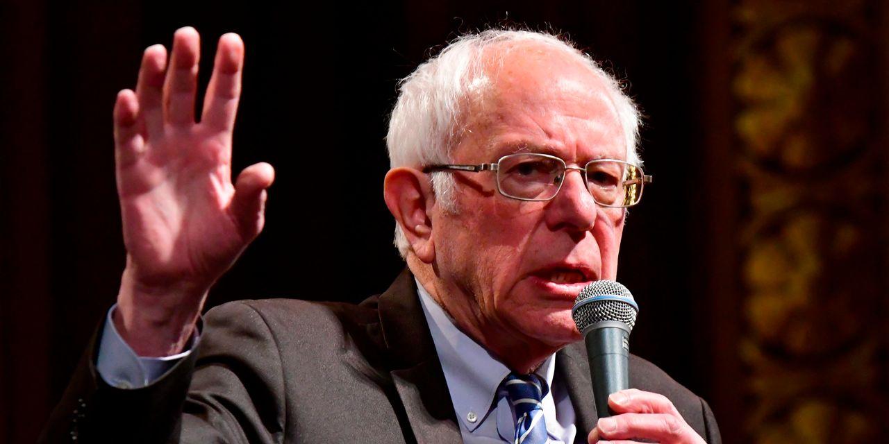 The Bernie Sanders Moment – WSJ