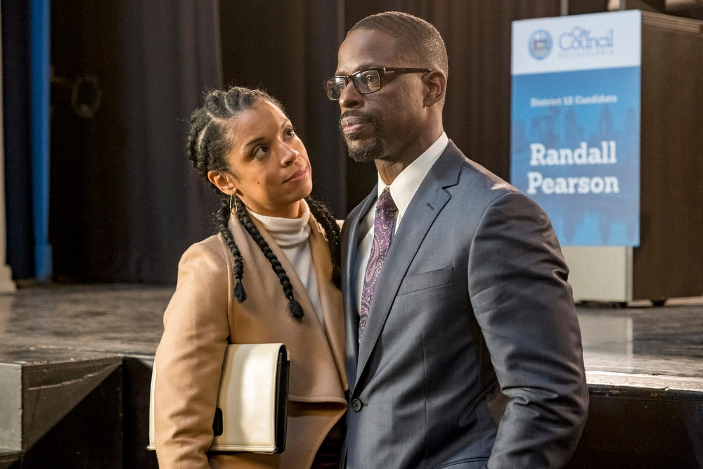 'This Is Us' recap: The mid-season finale revealed mysteries, but are Randall and Beth okay?