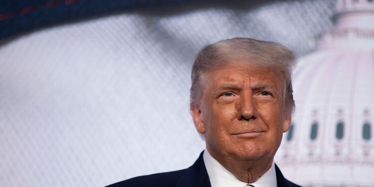 Trump's Second-Term Opening – WSJ