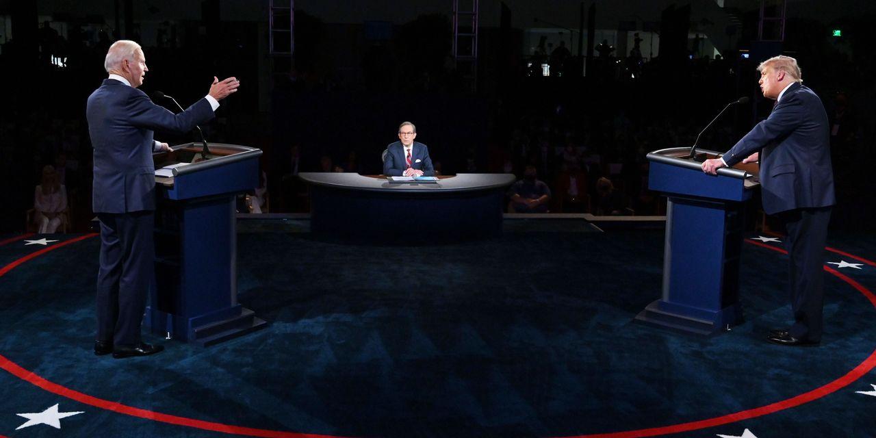 A Depressing Debate Spectacle – WSJ