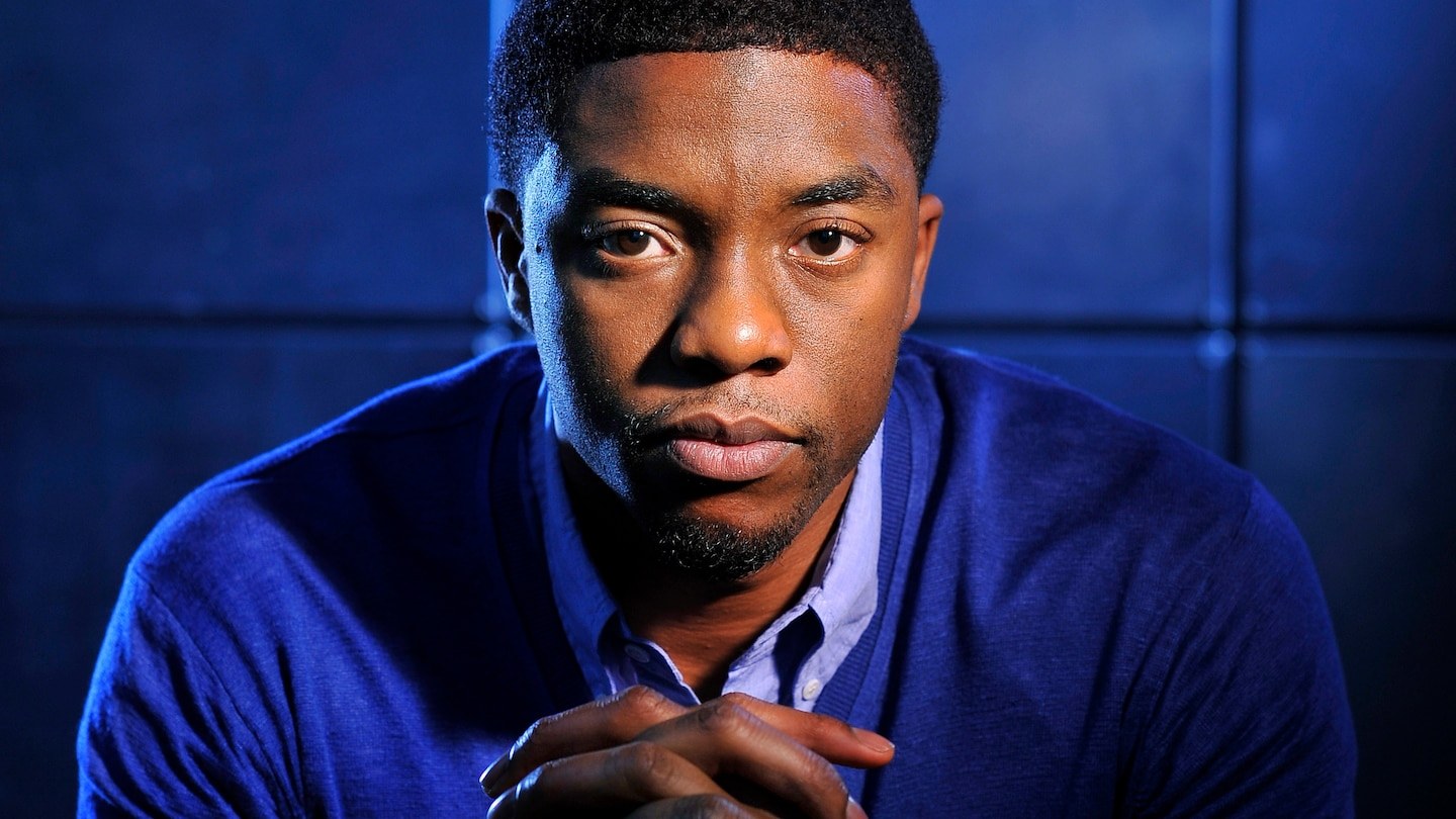Chadwick Boseman embodied the Black heroes of our past and gave us one for the future