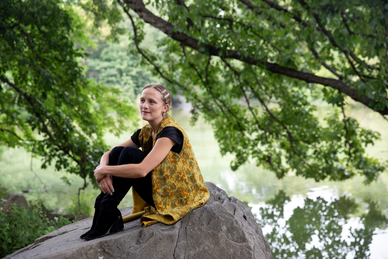 Composer Ellen Reid's ?Soundwalk? turns Central Park into an intoxicating musical adventure