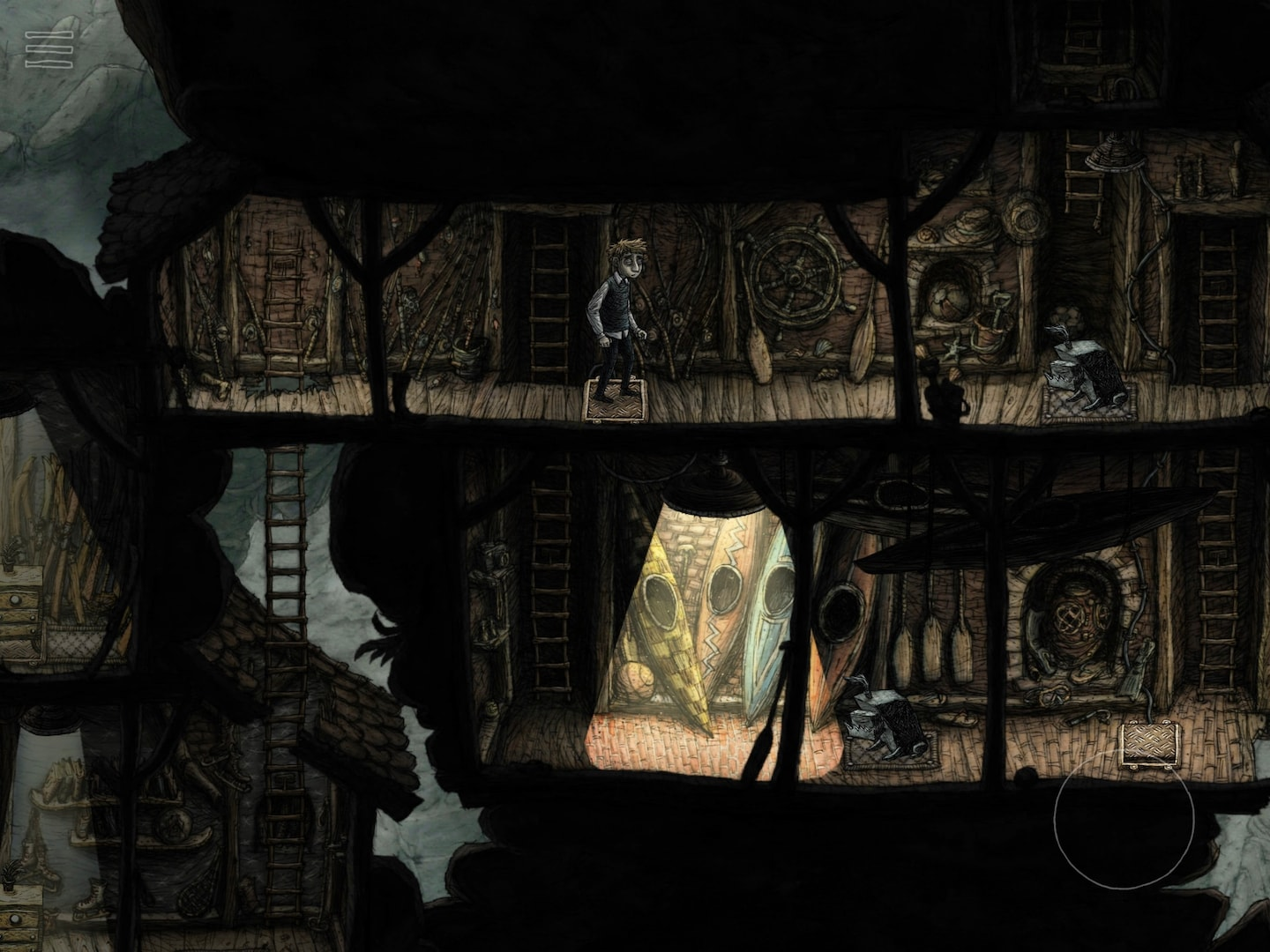 Creaks video game review: It might melt your brain, but it's beautiful and whimsical