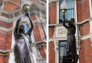 Dublin Hotel Controversially Removes Four Statues of African Women | Smart News