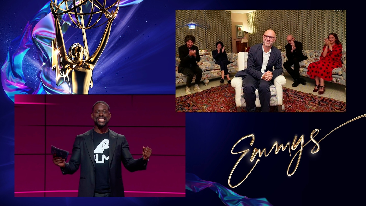 Emmys 2020 live updates: 'Schitt's Creek' sweeps, 'Succession' and 'Watchmen' win big at the audience-free, remote Emmys