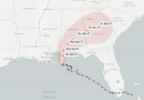 Here's what is forecast to happen after Sally makes landfall