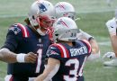 Live NFL Scores: Newton, Burkhead Get Pats Win Over Raiders