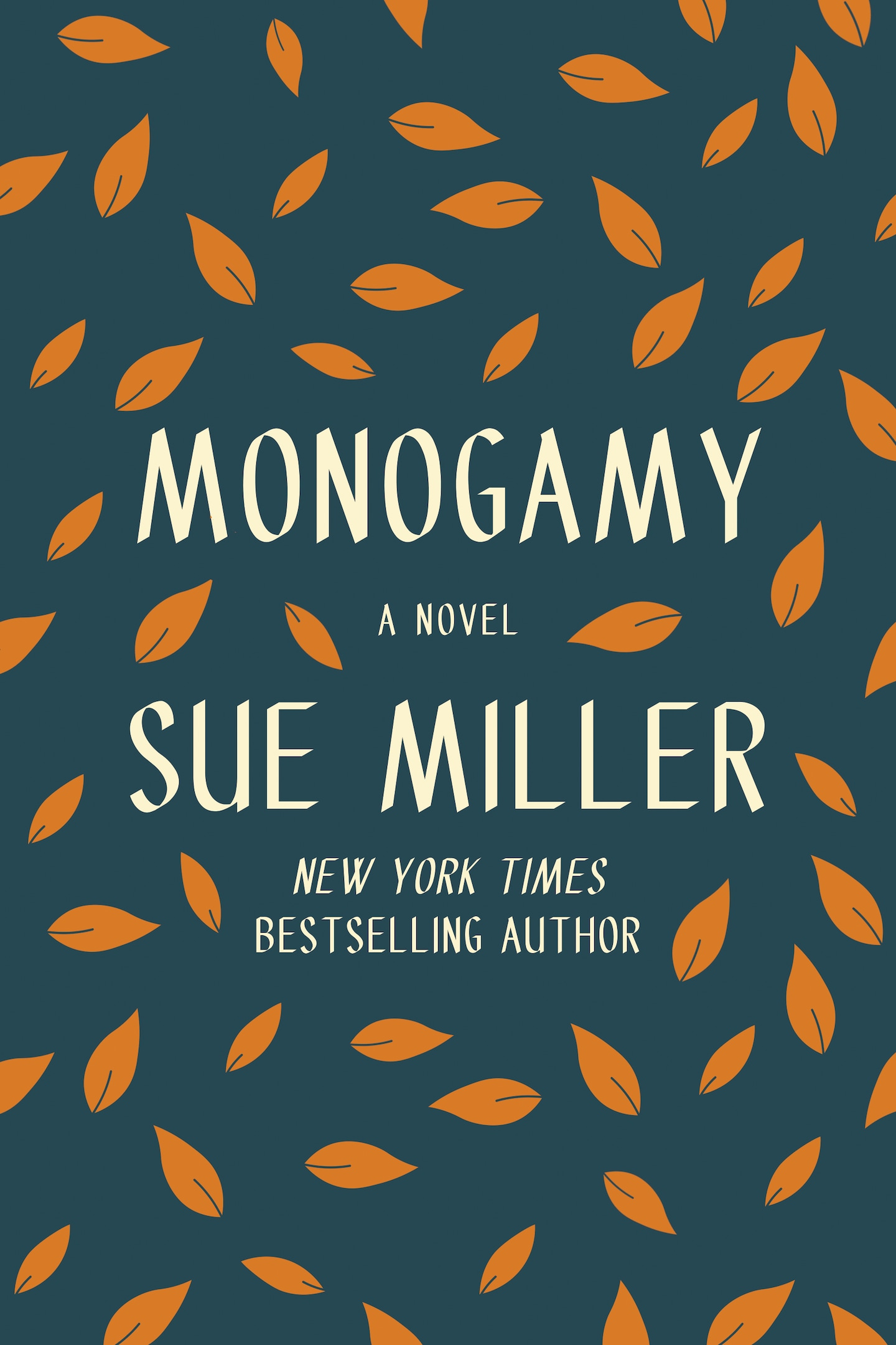 'Monogamy' by Sue Miller book review