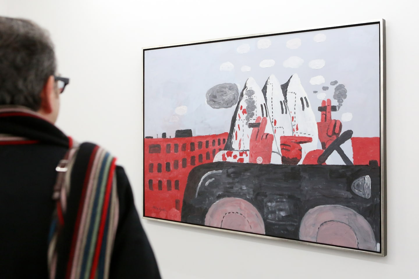National Gallery and three other museums postpone major Guston show