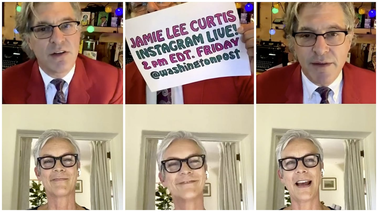 Q&A with Jamie Lee Curtis: Why letting your 5-year-old watch 'Halloween' is just wrong