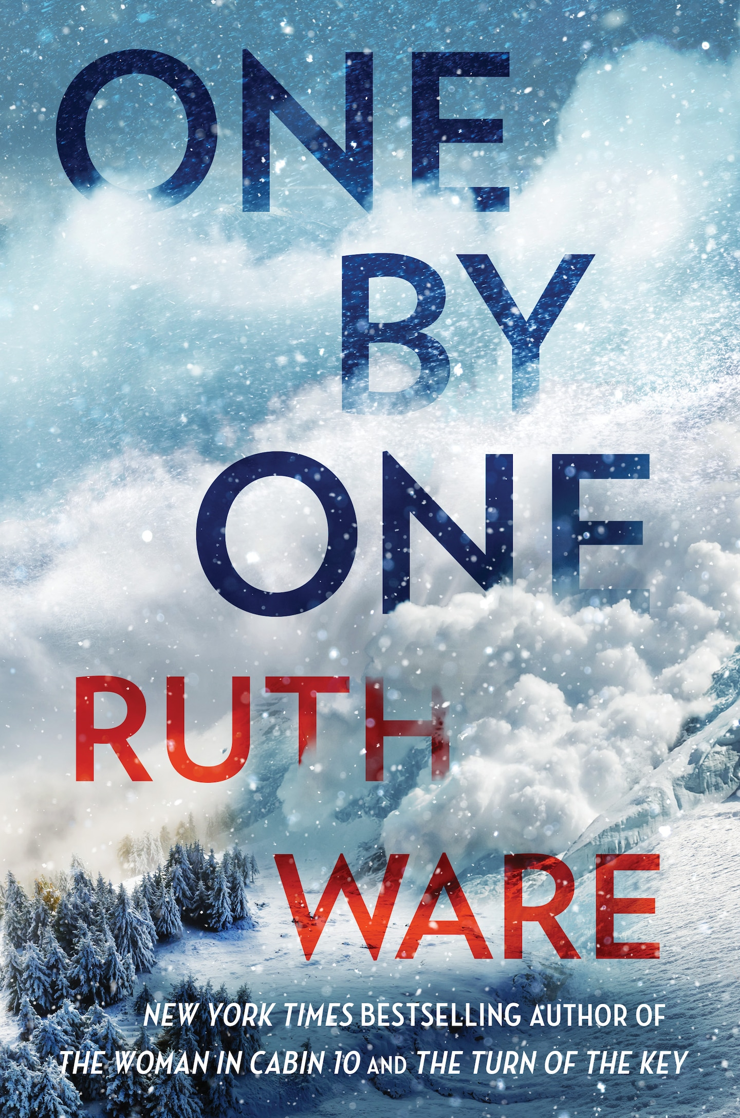 Ruth Ware's ingenious 'One by One' pays homage to Agatha Christie's 'And Then There Were None'