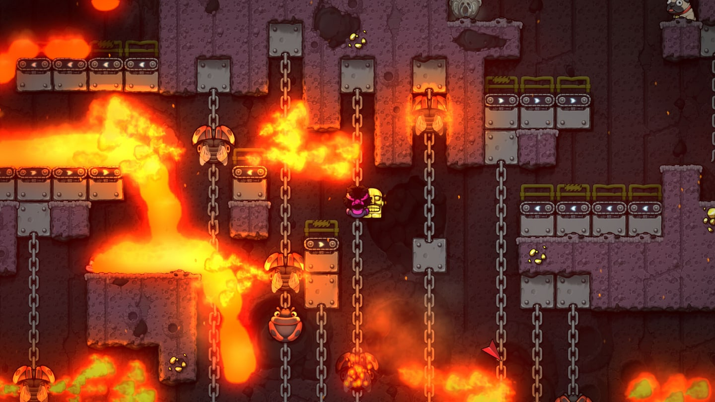 Spelunky 2 video game review: Blazingly difficult and completely addictive