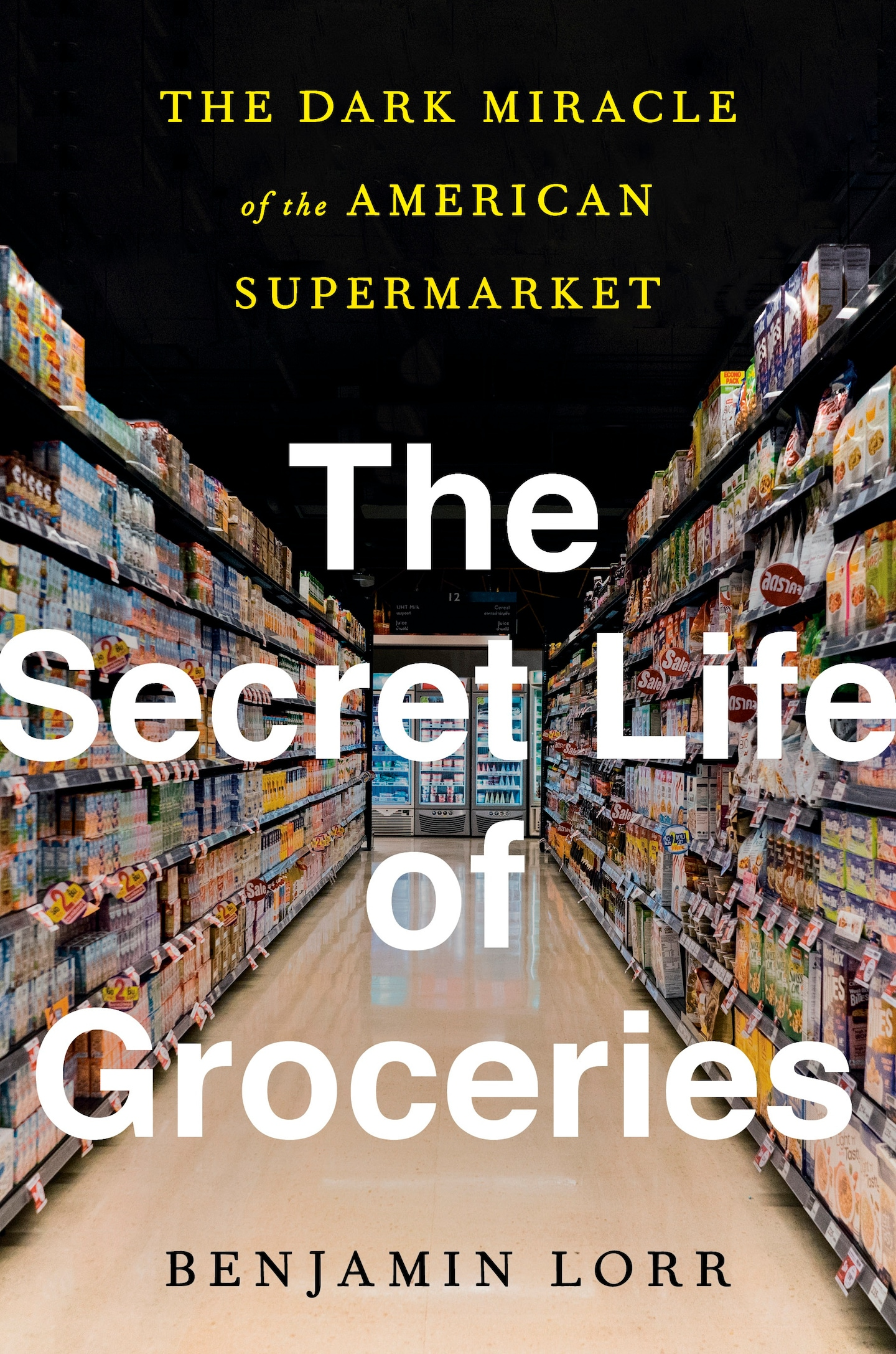 'The Secret Life of Groceries,' by Benjamin Lorr book review