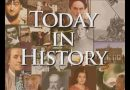 Today in History for September 4th