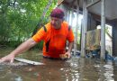 Tropical Storm Beta threatens Texas and Louisiana coasts with flooding and heavy rainfall
