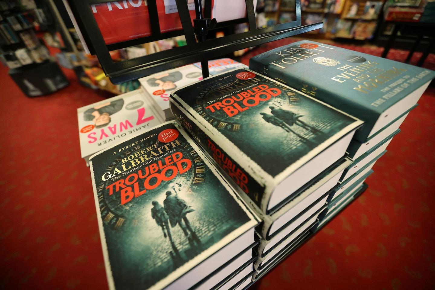 'Troubled Blood,' by Robert Galbraith book review