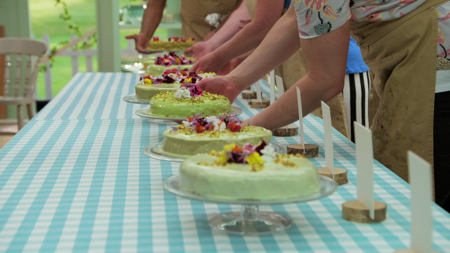 What to watch on Friday: 'The Great British Baking Show' on Netflix