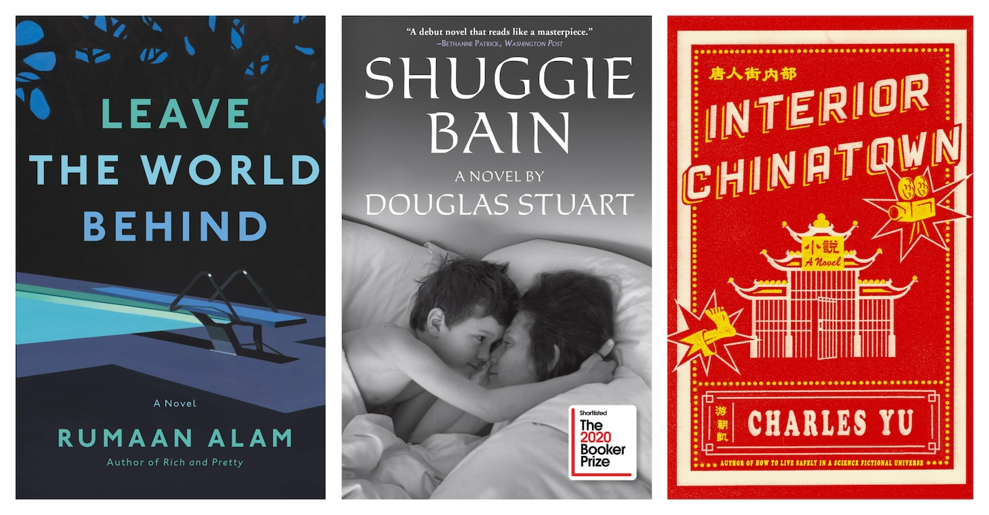 2020 National Book Awards finalists: Books about race and the struggle for equality feature prominently