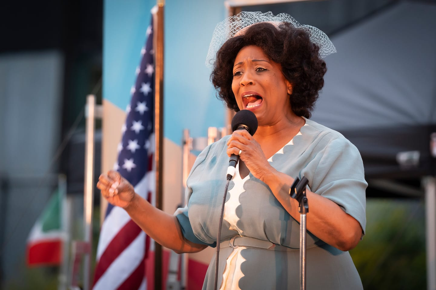 Arena Stage review: Outdoor production of ?Fannie Lou Hamer, Speak on It!?