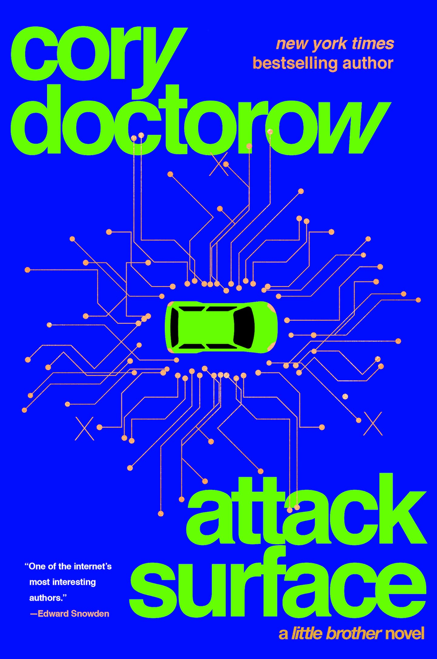 'Attack Surface,' by Cory Doctorow book review
