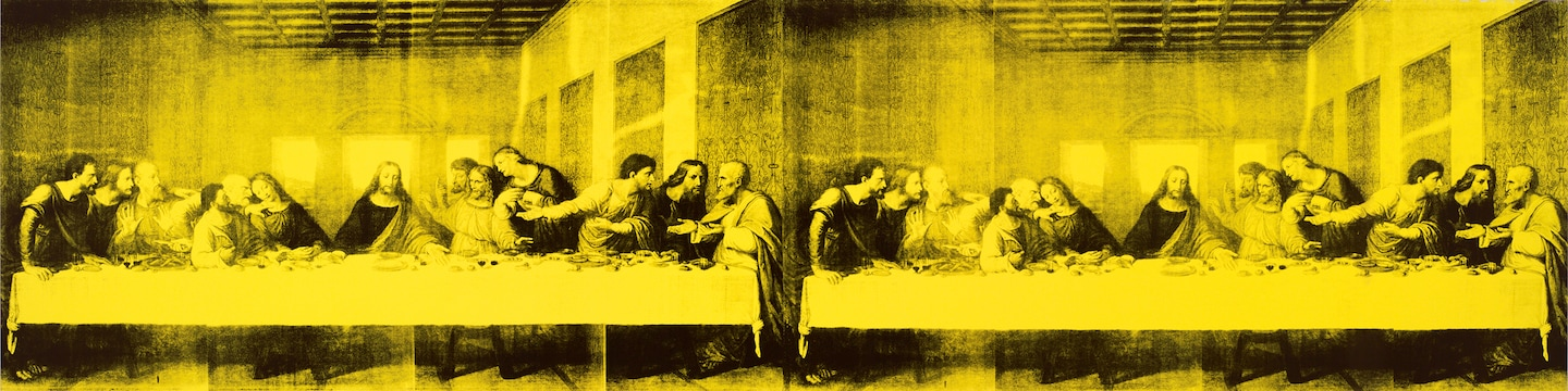 Baltimore Museum of Art to sell Warhol's 'Last Supper'