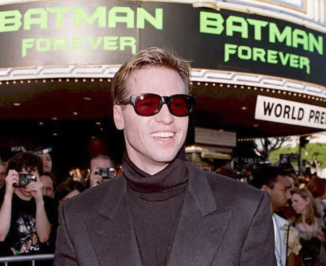 'Batman Forever' still works, 25 years later. You just have to know where to look.