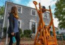 Halloween 2020 trick-or-treat chutes, catapults to socially distance