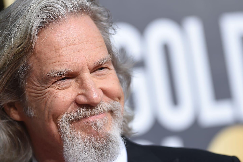 Jeff Bridges announces he's been diagnosed with lymphoma