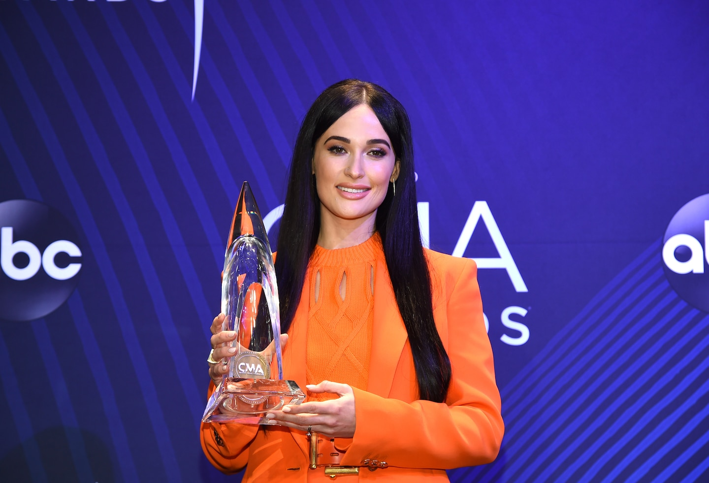 Kacey Musgraves won album of the year at the CMA Awards. Here's why it's a big deal.